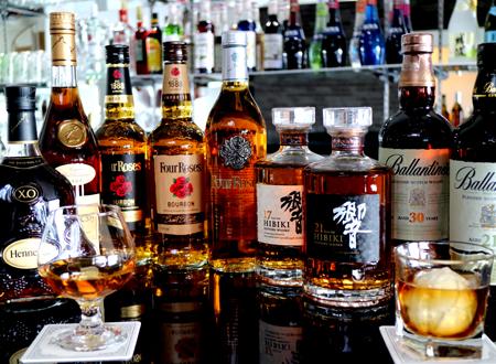 ウイスキー/ブランデー/他